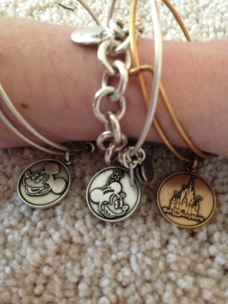 Disney by Alex and Ani: Random Disney, Beauty Fashion, Disney Harry Potter, Alex And Ani, Disney Merchandising, Disney Mickey Mouse, Alex Ani, Alex O'Loughlin, Disney Fashion