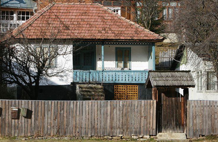 Casa traditionala romaneasca din Varlaam, Buzau