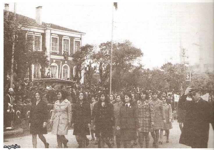 1960 lar Edirne Üniversites