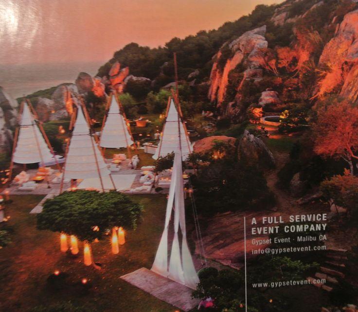 Malibu Landscape Lights Flashing: Gypset Events, Malibu