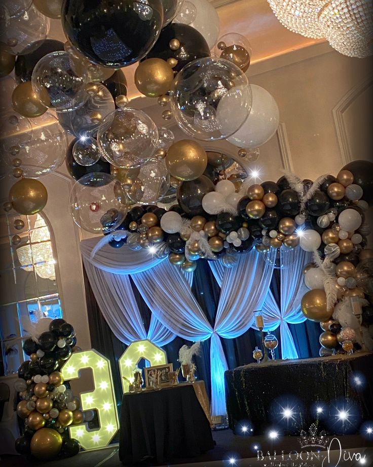 Balloon ideas in 2020 Balloons, Wedding balloons, Party