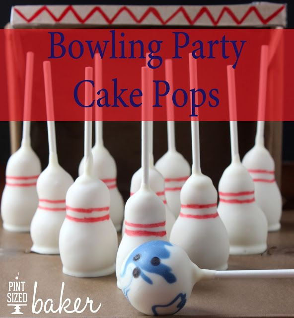 how to make cake bowling cake pops dr who and 4986