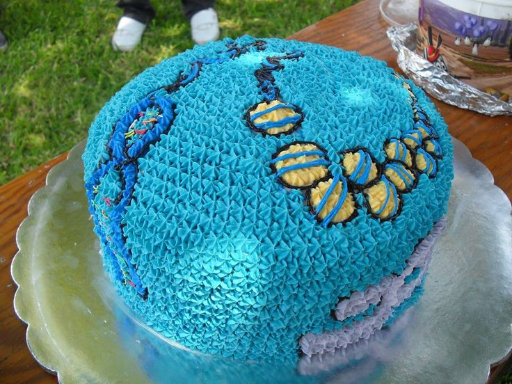 Dna Cake Ideas