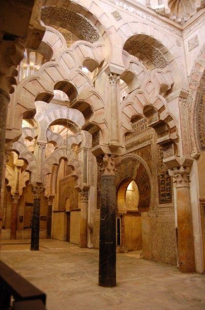 Cordoue - La Grande Mosquée - Lankaart
