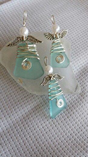 Spirit Lake Iowa Beach Glass