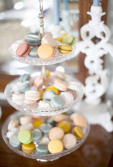 50 Bridal Shower Theme Ideas: Vintage Tea Party Photo by Studio Fotografando Milano via 100 Layer Cake : Feminine French Photo by Annie McElwain via 100 Layer Cake