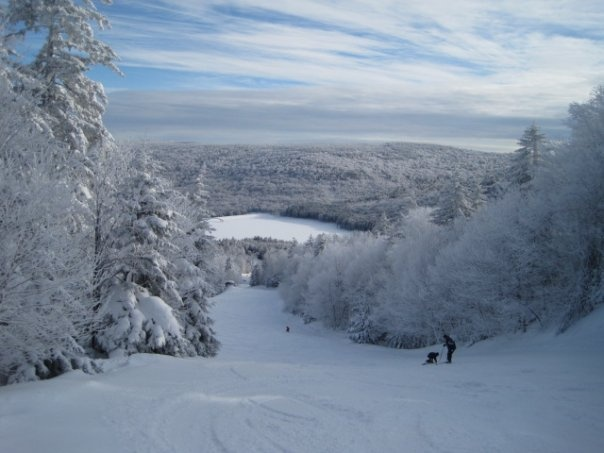 Snowshoe, West Virginia ~ My gift this year :-) They will have a blast and that makes me very happy!