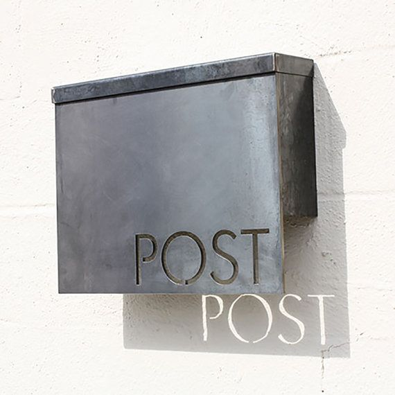 The Gibson Mailbox Classic by boldmfg on Etsy