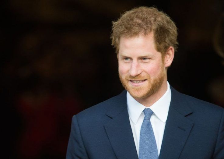Prince Harry's Rumored Baldness Prevention Remedy Is Fittingly Royal: Caviar