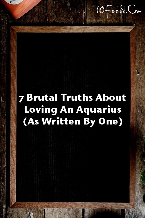 Brutal truths about dating a virgo