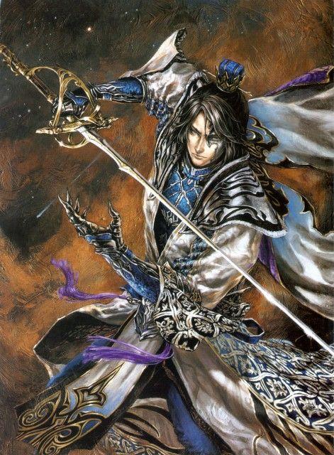 Ayami Kojima, Koei, Dynasty Warriors, Sima Shi