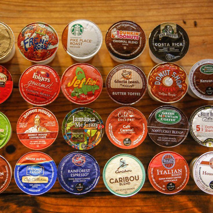 Best Keurig K Cup Coffee Pod Flavors, Tasted & Ranked