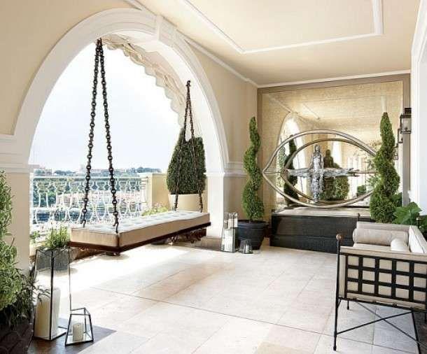Paradise Kattohuoneistot: Monaco asuu yksi Ylellisen remontoitu Residenssi