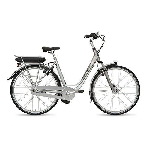 E-Bike Gazelle Arroyo C7 Hybrid M 28′ 7-G Bright aluminum ohne Akku