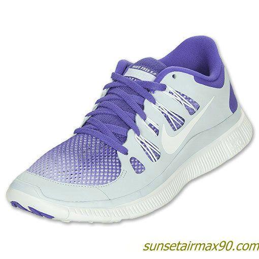 Breathe Nike Free 50 Womens Violet Force White Purple 580601 515