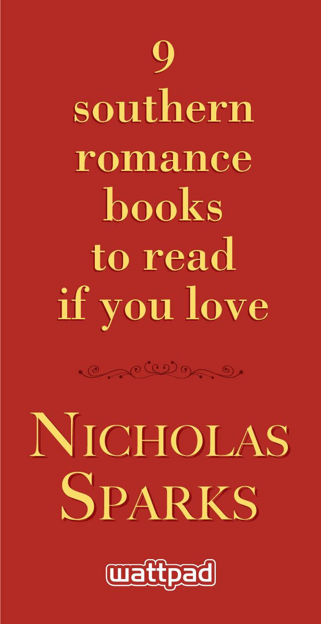 9 free romance books to read if you love author Nicholas Sparks (and cowboys)! #wattpad