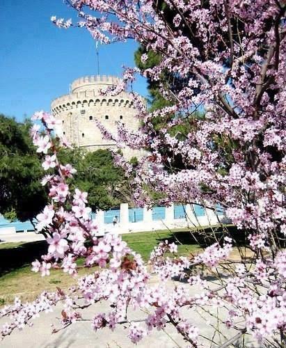 Thessaloniki in Spring