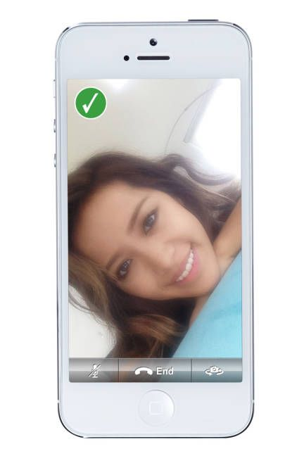 Good advice for looking your best for skype interviews too! How to look hot on video chat