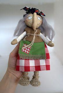 Ташины рукоделки: Куклы тряпичные; Примитивы;