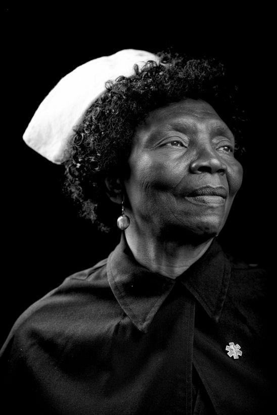 21 icons #6 Dr Lillian Cingo
