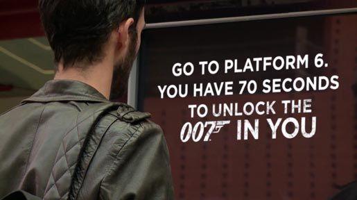 Coca Zero Unlocks the 007 in 70 Seconds | The Inspiration Room