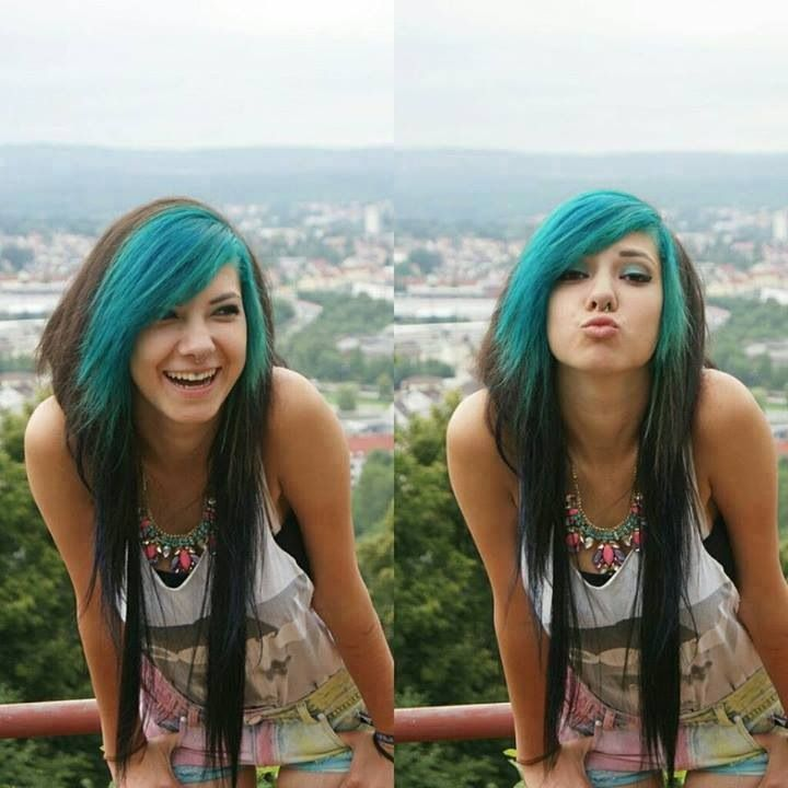 I'm doing my hair like this