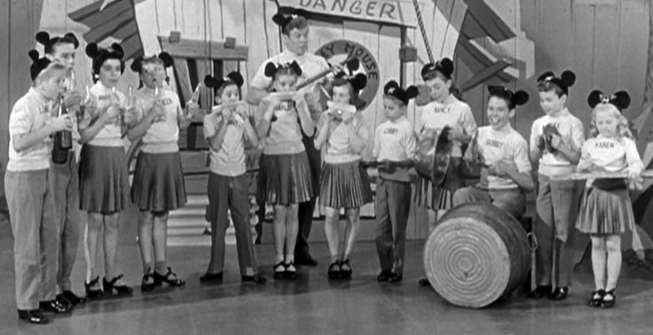 The Club For You And Me – A history of the Mickey Mouse Club