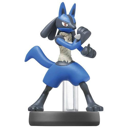 amiibo Super Smash Bros Lucario