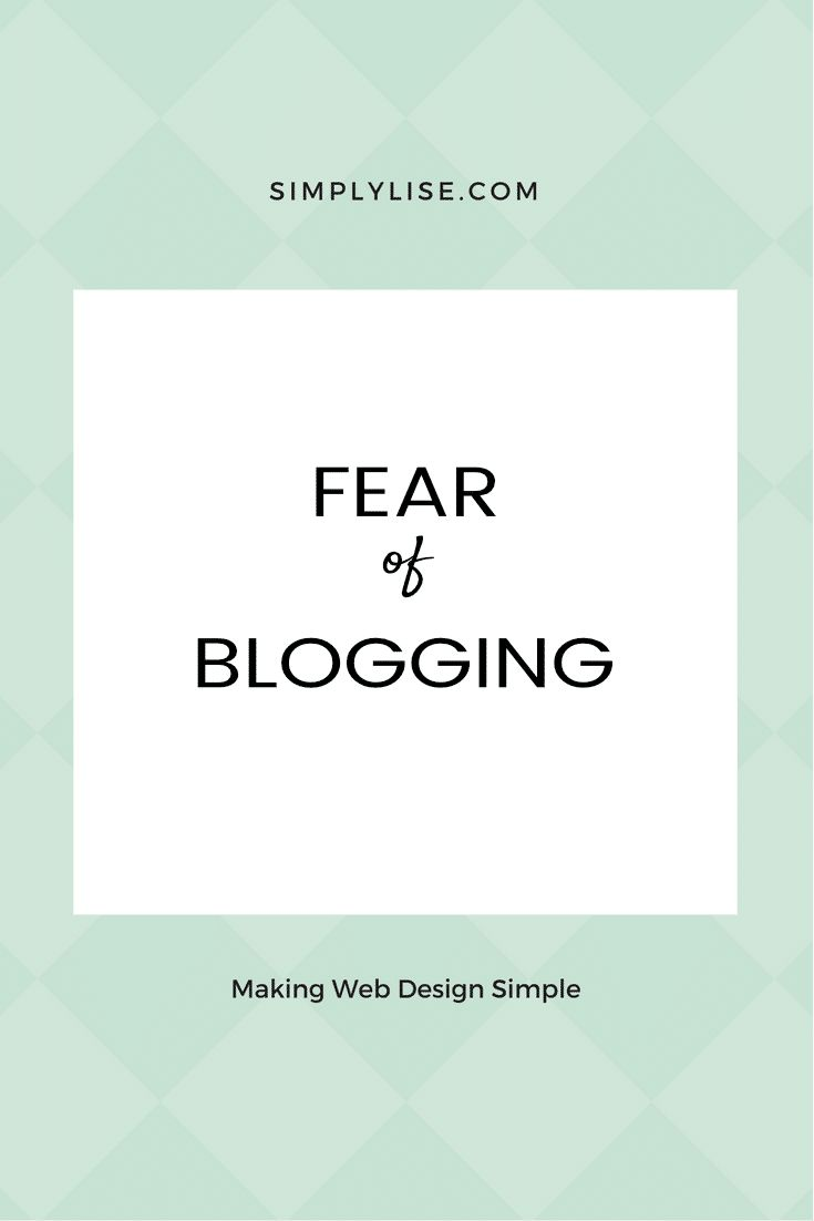 Anybody else suffers from the fear of blogging? They say you have to do this and do that and get this and show that! All these 'rules' take away my creativity...no more for me