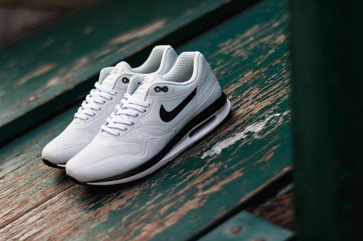 awesome Sneakers - Nike Air Max 1 : Nike Air Max Lunar1: White Tape...