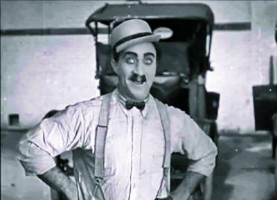Némafilmek - magyarul: The Mechanic - A szerelő (1924)
