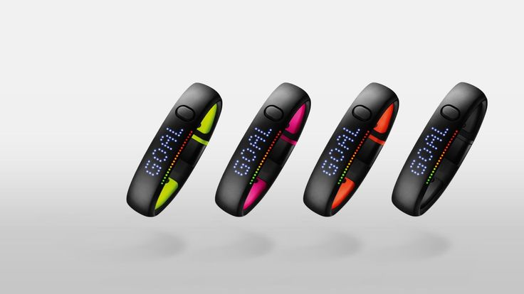 NIKE+ FUELBAND SE ::: NikeFuel is a single, universal way to measure all kinds of activities—from your morning workout to your big night out. Remember FuelBand SE is iOS-only as of now :-(  $149 Available in Volt, Pink Foil, Total Crimson, and Black.