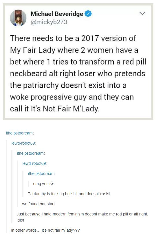 19 Responses To Sexist Bullshit That'll Give You At Least A Moment Of Relief