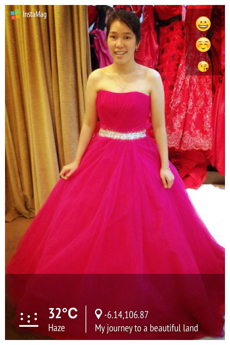 me#next gown