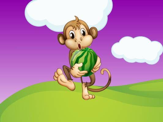 قصة القرد الطماع قصة تربوية قبل النوم قصة القرد الطماع قصص تربوية هادفة للاطفال بتطبيق قصص وحكايات بالعربي تعلمن Mario Characters Character Crafts For Kids