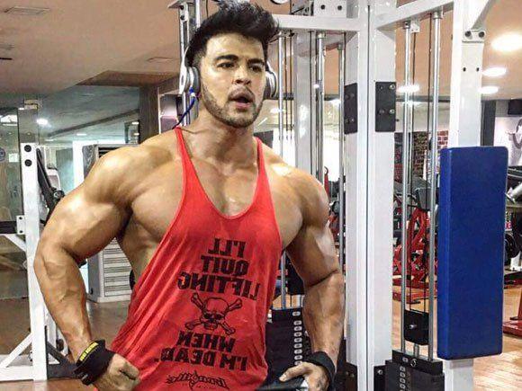 Sahil Khan Body Photo: Sahil Khan Bollywood Actor