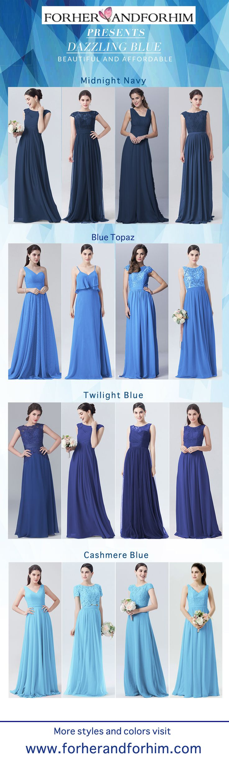 78 best fhfh 2017 bridesmaid dresses images on pinterest floral one of our most popular color is blue color fhfh is 7 years old and we are having up to off on all dresses shop now ombrellifo Choice Image