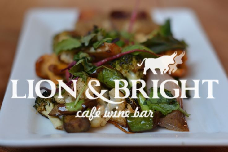 Lion & Bright | cafe wine bar