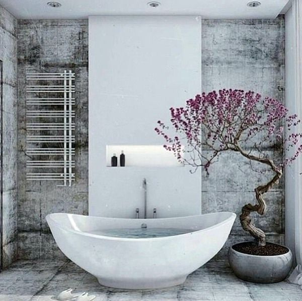 badeinrichtung - modern bathroom ideas and trendy bathroom, Hause ideen