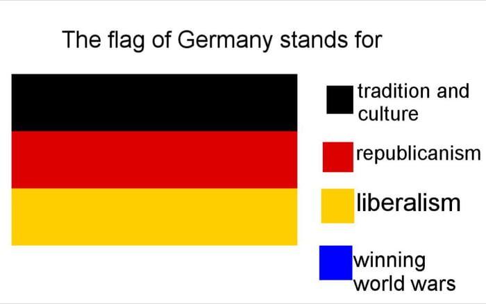 Green Stands For Our Sense Of Humor Historical Memes History Jokes History Memes