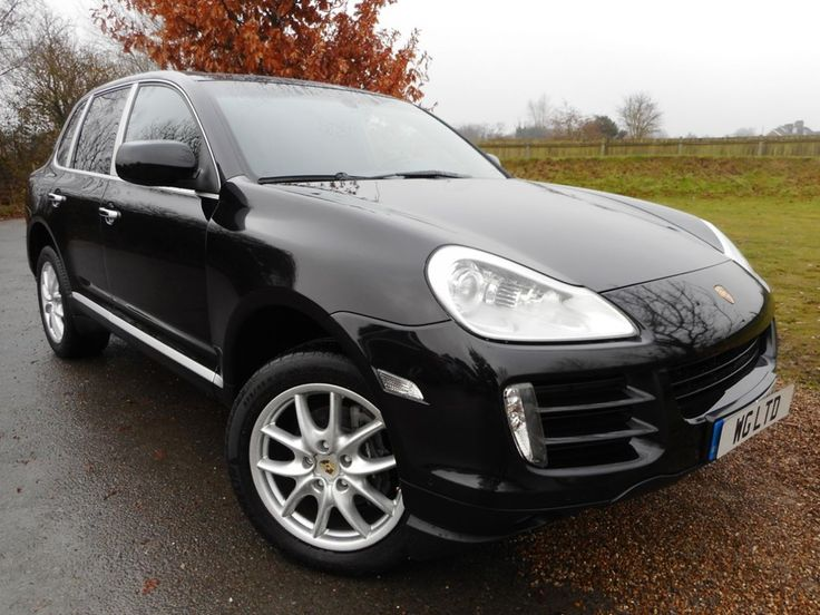 Porsche Cayenne 3.0 TDI Tipronic S (Left hand - Image 1