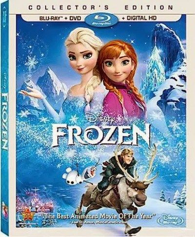 Frozen 2013 Hindi Dubbed Dual Audio 720p Brrip Free Movie
