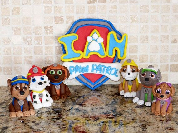 1000 Images About Paw Patrol Party On Pinterest Puppy