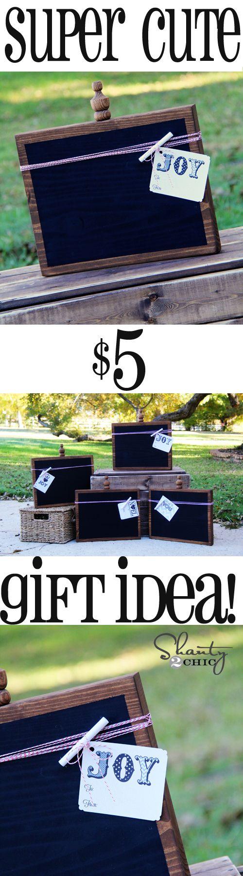 Diy Christmas Gift Idea At Shanty 2 Perfect