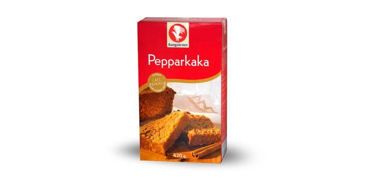Pepparkaka mix - Produktinformation - Kungsörnen