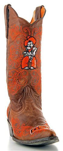 Womens Gameday Boots Oklahoma State University