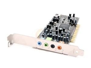 Creative Sound Blaster Audigy SE 7.1 Channels 24-bit 96KHz PCI Interface Sound Card
