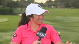 Gerina Pillar eyes return to Solheim Cup Video: http://www.golfchannel.com/media/gerina-pillar-morgan-and-friends-tournament/