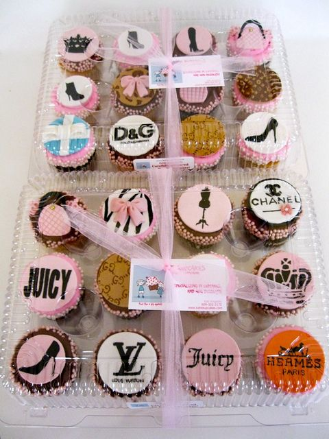 These are really good! #Fashion #cupcakes