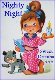 Good Night Friends Sweet Dreams Allah Hafiz !